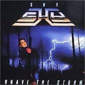 Shy - Brave the Storm cover art