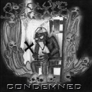 Absolute Disgrace - Condemned cover art