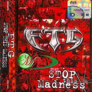 FTG - Stop this Madness cover art