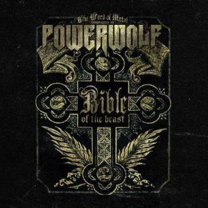 Powerwolf - Bible of the Beast cover art