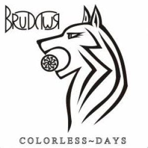 Brudywr - Colorless Days cover art