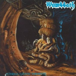 Wombbath - Internal Caustic Torments cover art