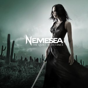 Nemesea - The Quiet Resistance cover art