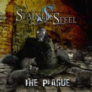 Stainless Steel - The Plague cover art