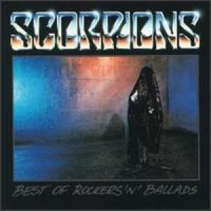 Scorpions - Best of Rockers N' Ballads cover art