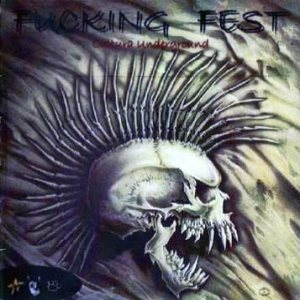 Cruscifire - Fucking Fest cover art