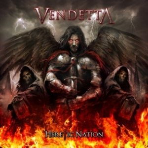 Vendetta - Heretic Nation cover art