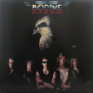 Bodine - Bold as Brass cover art