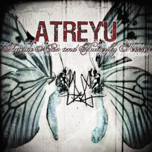 Atreyu - Suicide Notes and Butterfly Kisses cover art