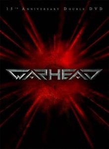 Warhead - 15th Anniversary Double DVD cover art