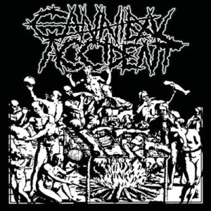 Cannibal Accident - Cannibal Accident cover art