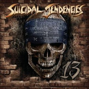 Suicidal Tendencies - 13 cover art