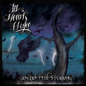 In Hearts Wake - Into the Storm cover art