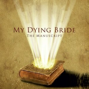 My Dying Bride - The Manuscript cover art