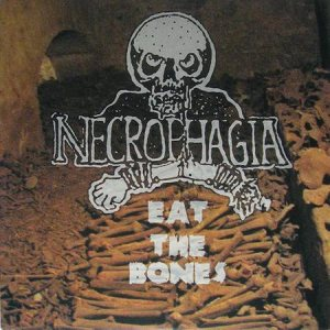 Necrophagia - The Hallow's Evil (Rehearsal) cover art