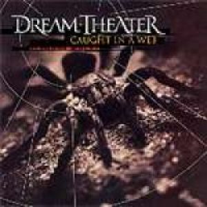 Dream Theater - Caught in a Web cover art