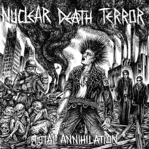 Nuclear Death Terror - Total Annihilation cover art