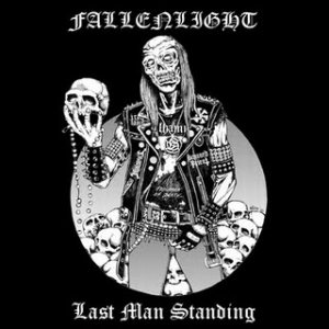Fallenlight - Last Man Standing cover art