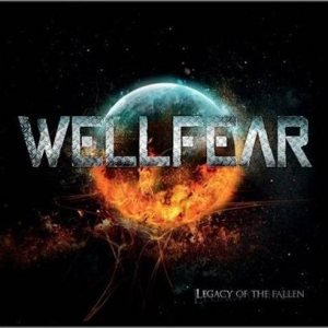 WellFear - Legacy of the Fallen cover art