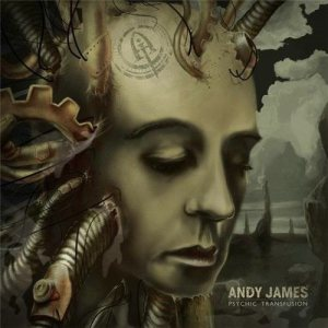 Andy James - Psychic Transfusion cover art