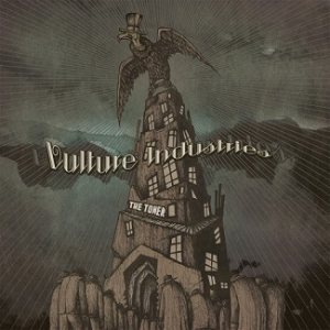 Vulture Industries - The Tower cover art