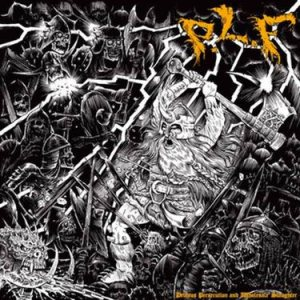 P.L.F. - Devious Persecution and Wholesale Slaughter cover art