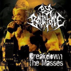 By Brute Force - Breakdown the Masses cover art