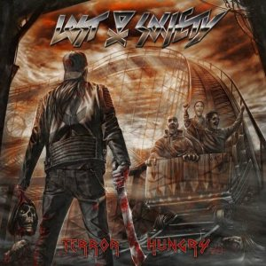 Lost Society - Terror Hungry cover art