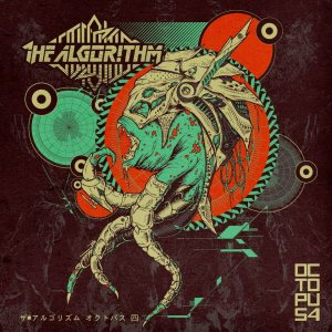 The Algorithm - Octopus4 cover art