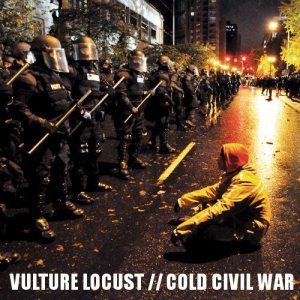 Vulture Locust - Cold Civil War cover art