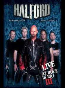 Halford - Live At Rock in Rio III cover art