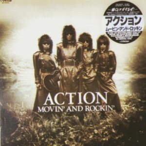 Action! - Movin' and Rockin' cover art