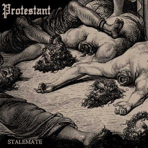 Protestant - Stalemate cover art
