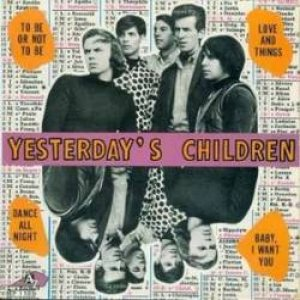 Yesterday's Children - To Be or Not to Be cover art