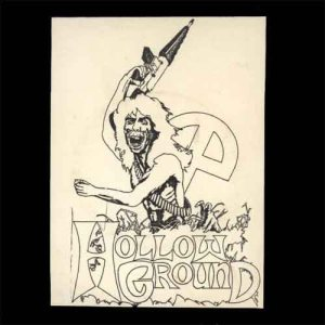 Hollow Ground - Warlord cover art