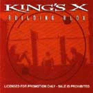 King's X - Building Blox cover art