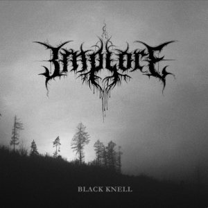 Implore - Black Knell cover art