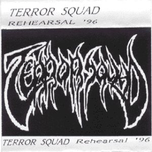Terror Squad - Rehearsal '96 cover art