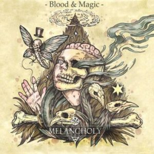Melancholy - Blood & Magic cover art
