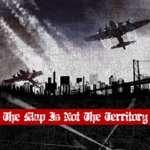 Cloudkicker - The Map is Not the Territory cover art