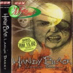 Handy Black - Lanun Darat '98 cover art