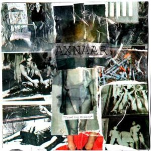 Axnaar - Crawling Misery cover art