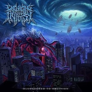 Engorging the Autopsy - Bludgeoned to Oblivion cover art