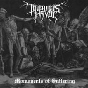Impious Havoc - Monuments of Suffering cover art