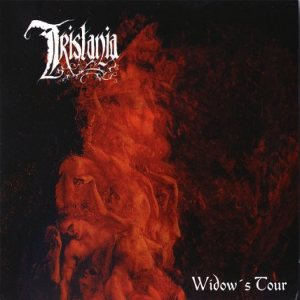 Tristania - Widow's Tour / Angina cover art
