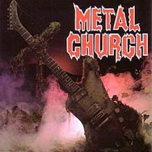 Metal Church - Metal Church cover art