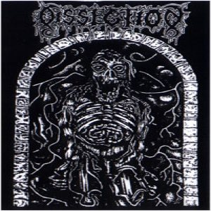 Dissection - The Grief Prophecy cover art
