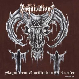 Inquisition - Magnificent Glorification of Lucifer cover art