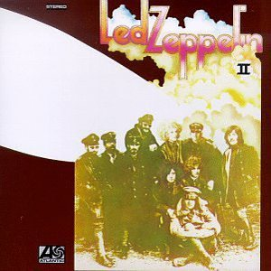 Led Zeppelin - Led Zeppelin II cover art