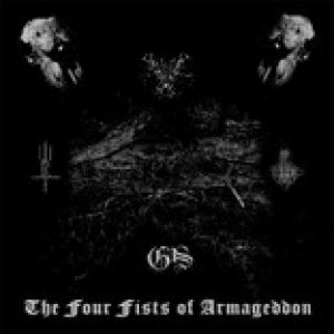 Urt - Four fists of Armageddon cover art